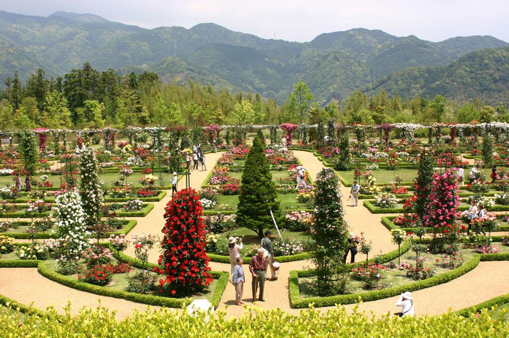 Kawazu Bagatelle Park