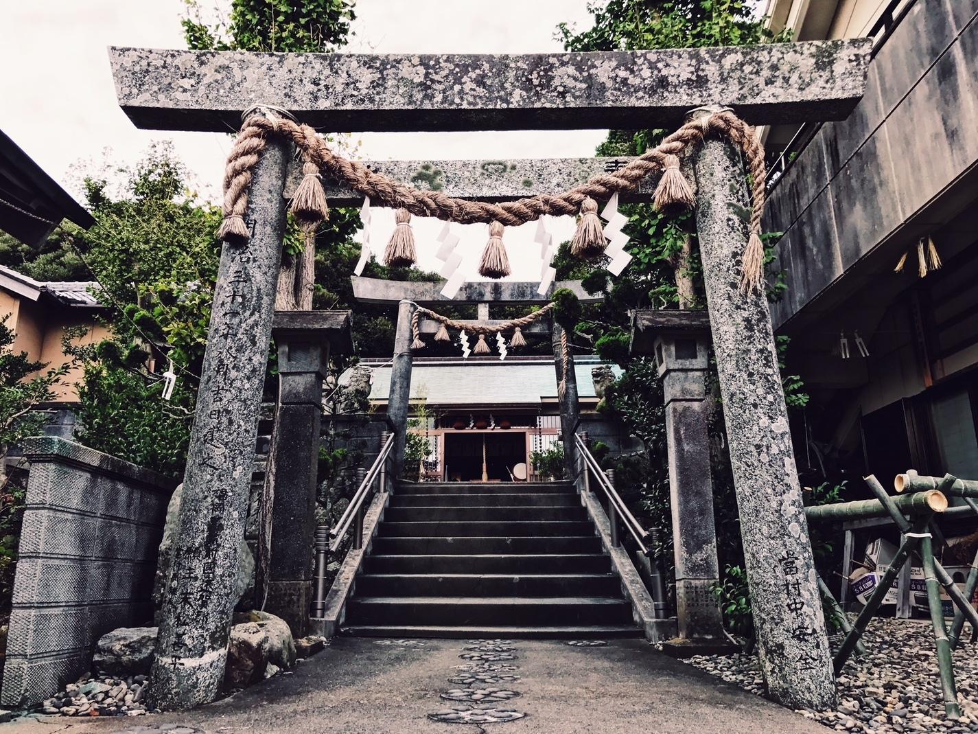 Anori Shrine