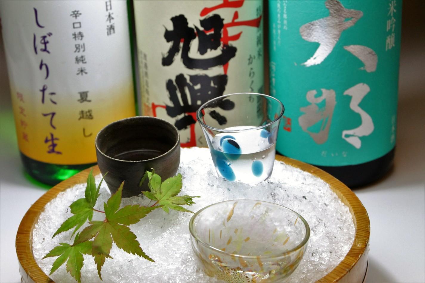 Nasushiobara sake story