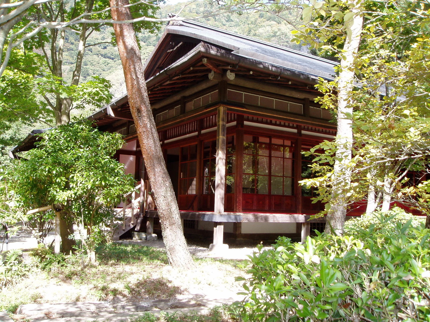 hukuwata hot spring