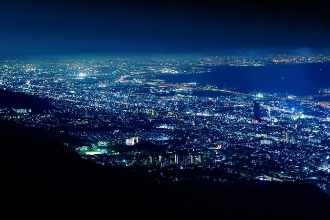 Night View from Kikuseidai