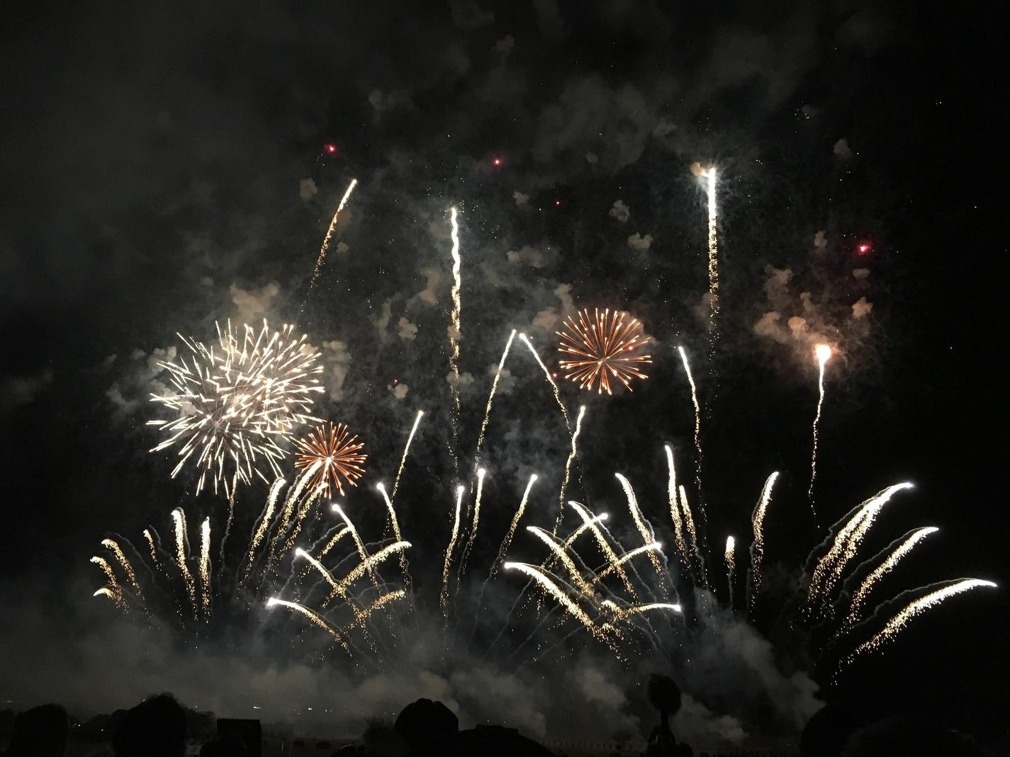 Nagano Ebisuko Fireworks Festival