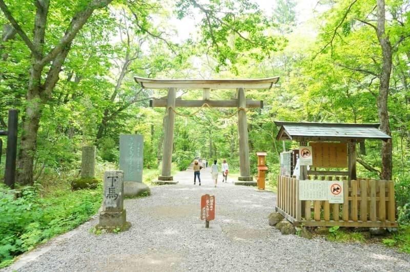 Togakushi Jinja Shrine