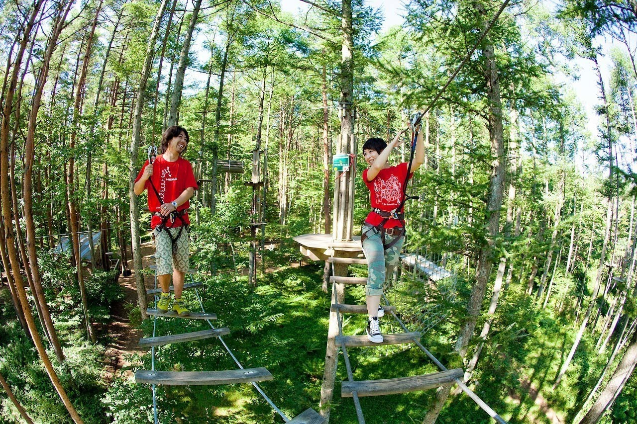 FOREST ADVENTURE NAGANO