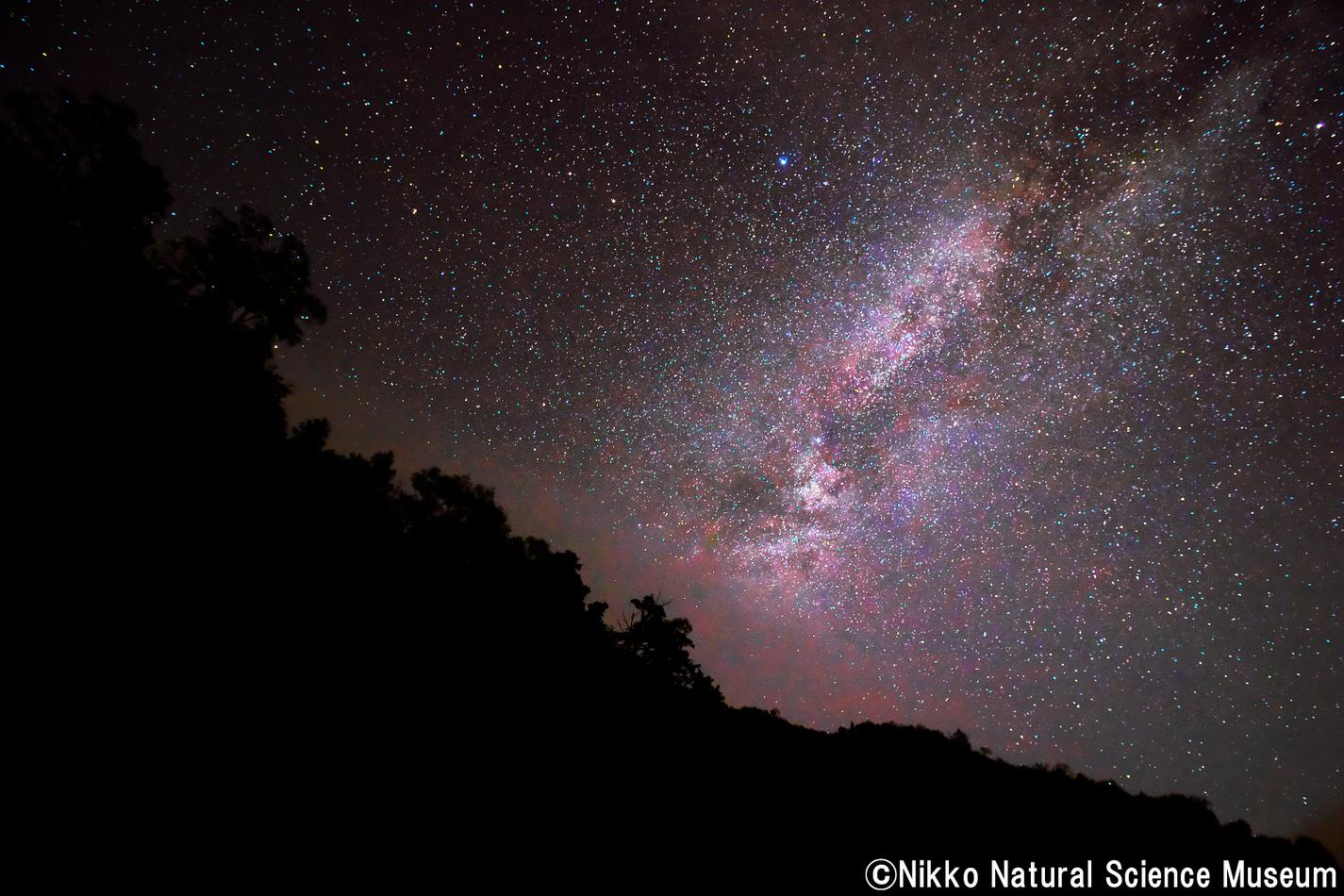 Nikko Starry sky spot