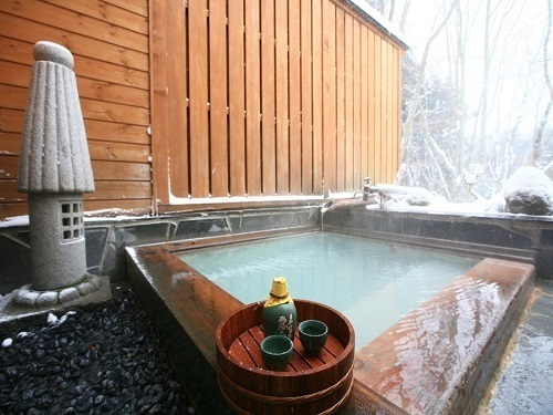 Why do not you welcome the New Year at Shiobara Onsen