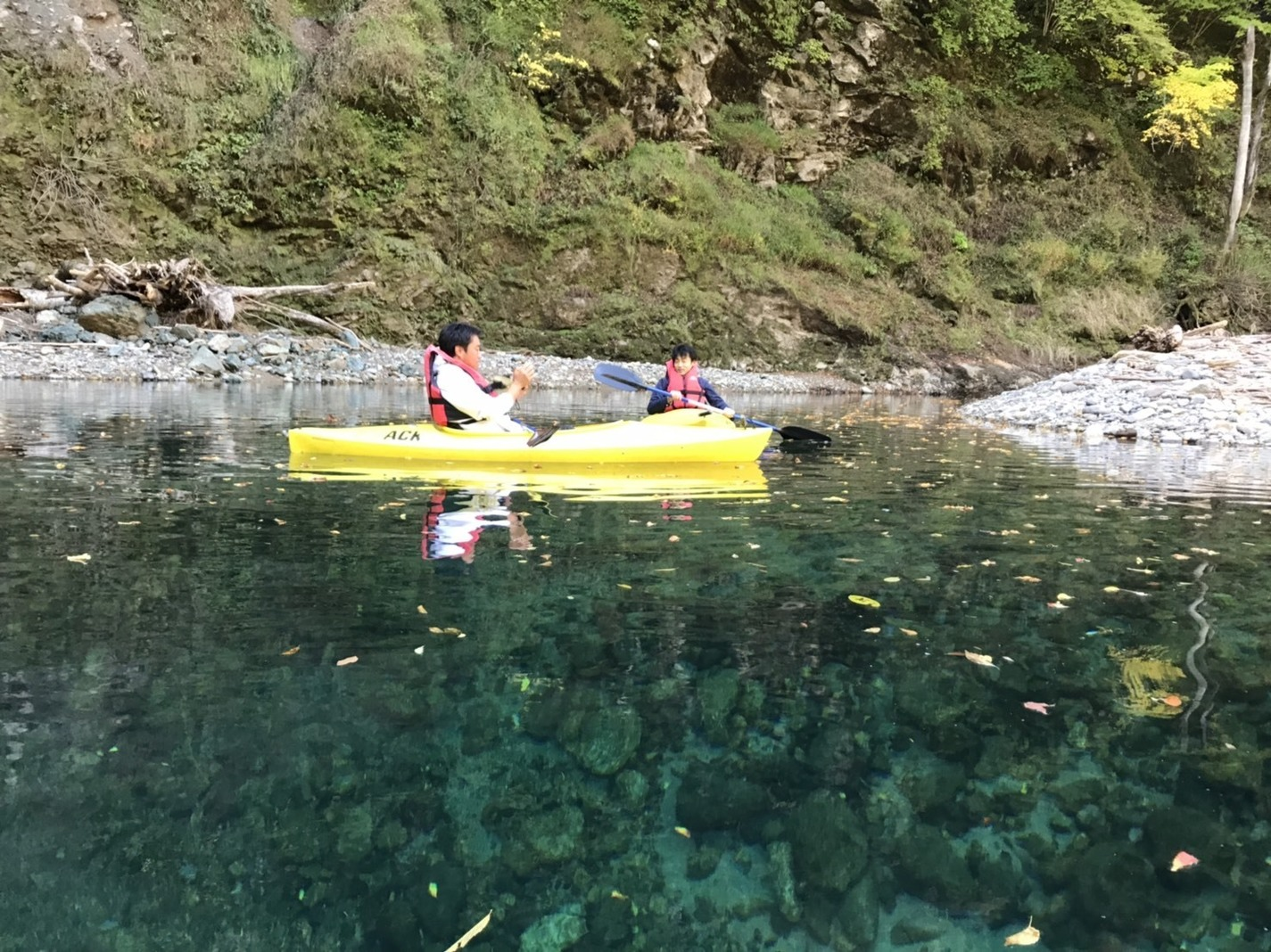 ZACK Canoe