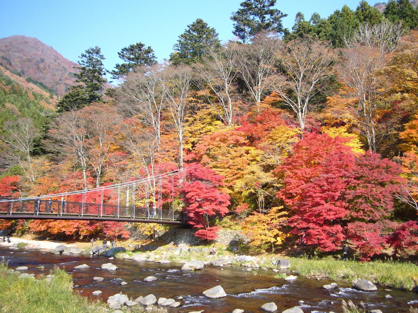 Kurenai no tsuribashi