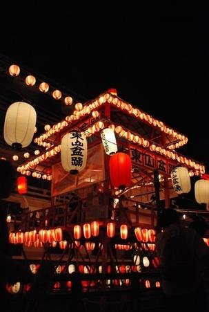 Higashiyama Onsen Bon Odori
