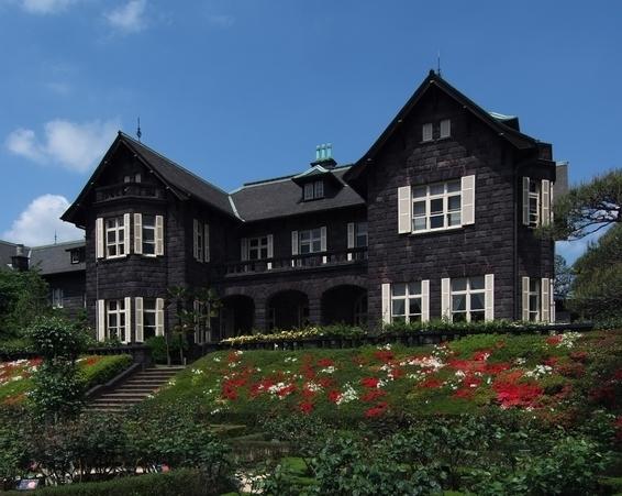Former Furukawa garden