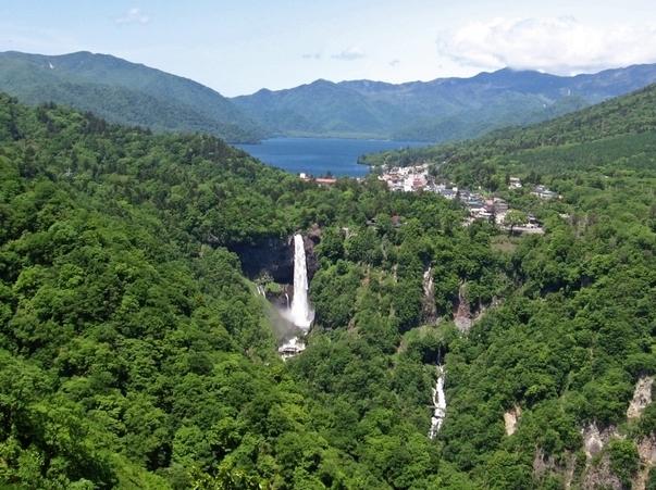 Lake Chuzenji and Kegon Falls