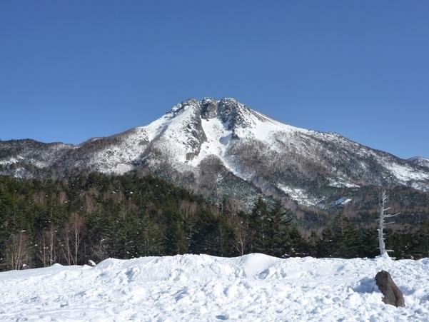 Mt. Nikko Shirane
