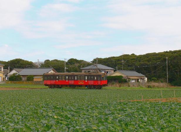 Choshi Erectric railway