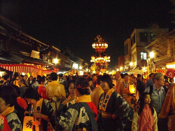 Kawagoe Hikawa Festival