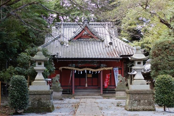 Nakahikawa Shrine