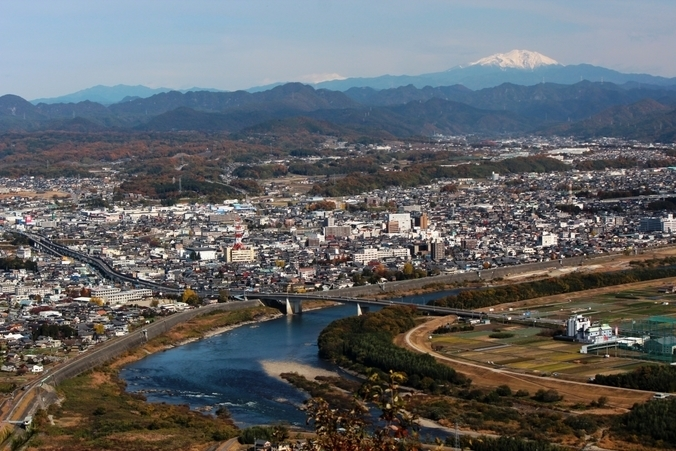 Mino Kamo city