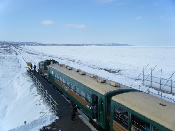 Ryuhyo Norokko train