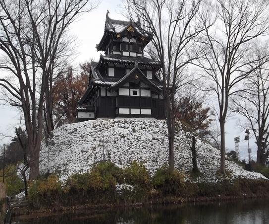 Echigo Takada Castle