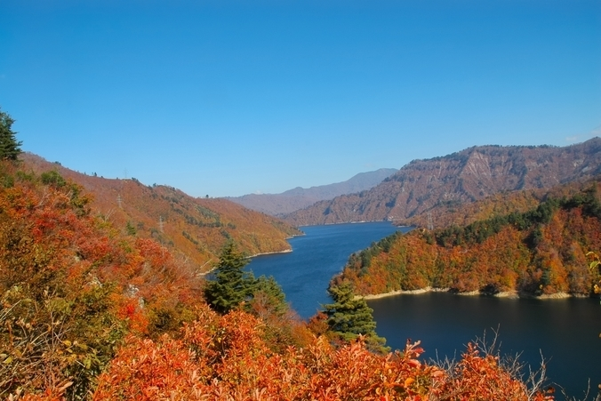 Uonuma Lake Okutadami