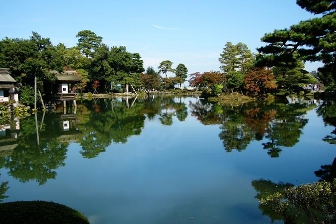 Kenrokuen Garden3