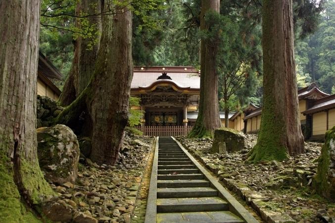 Eiheiji temple 2