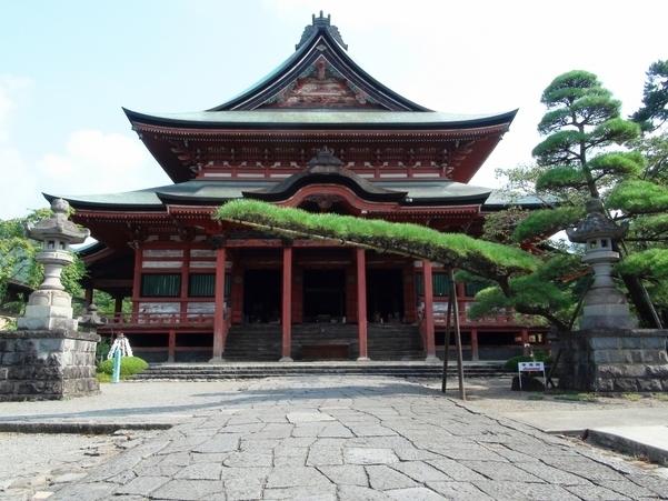 Kai Zenkoji Temple
