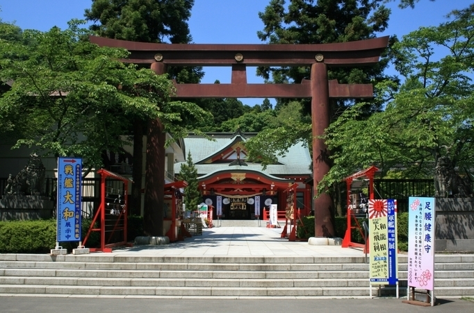 Miyagi Gokoku shrine