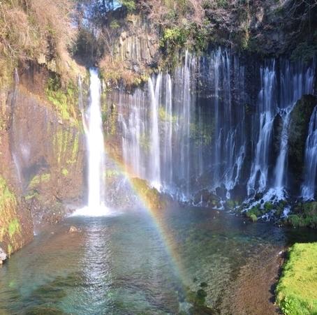 Fuji  Shiraito Falls