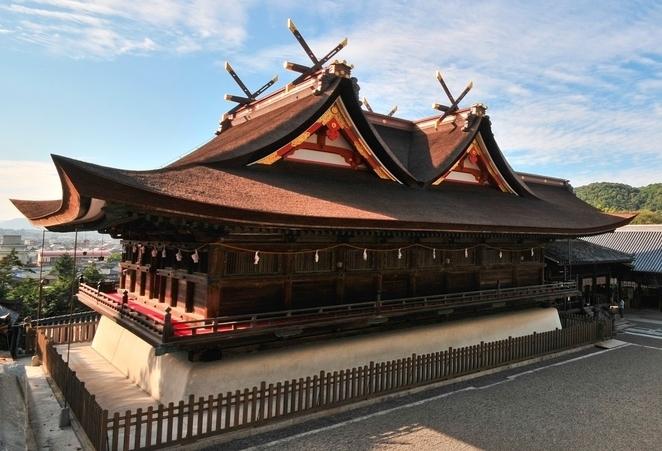 Kibitsu Shrine2