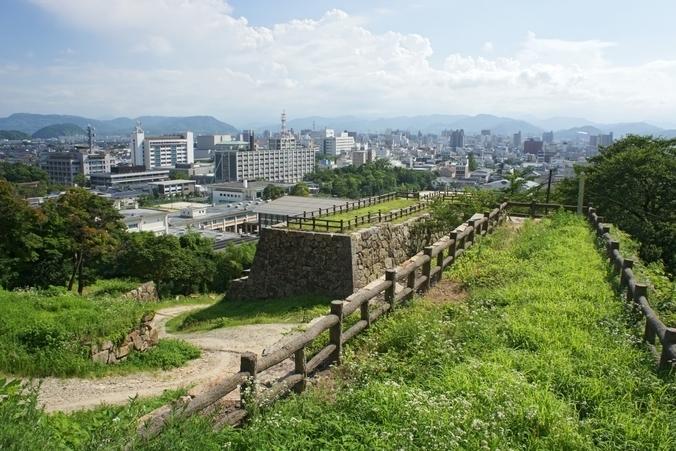 Tottori Castle
