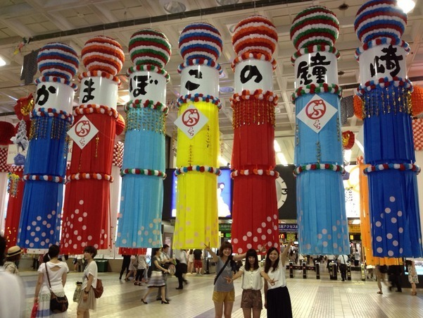 Sendai Tanabata Festivel