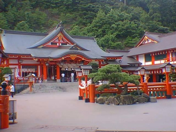 Taikodani Shrine