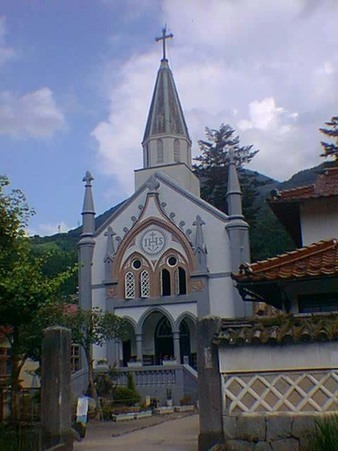 Tsuwano Catholic Church