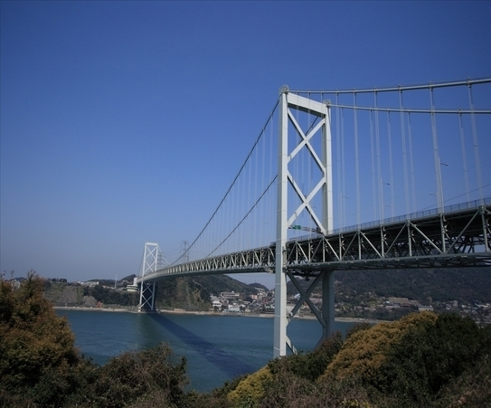 Kanmon-kyo Bridge