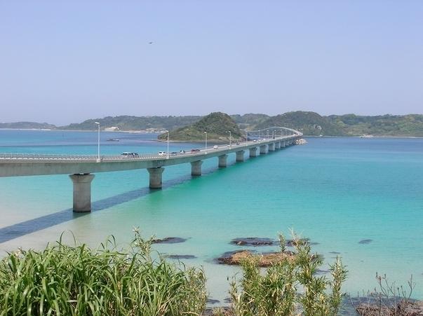 Tsunoshima Island
