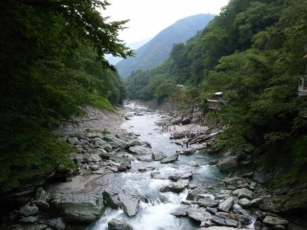 Iyadani Valley