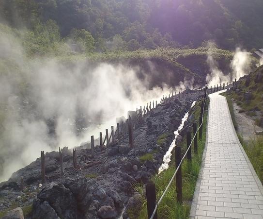 Tamagawa spa