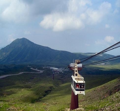 Mt.Aso Ropeway