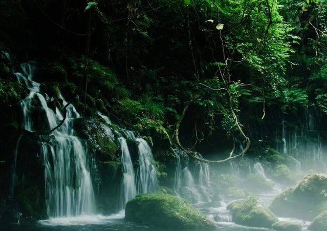 Mototaki Fukuryusui Falls