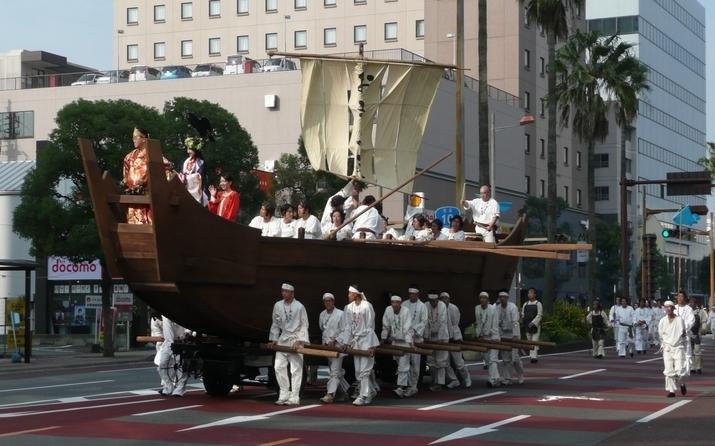 Miyazaki Grand Shrine Festival