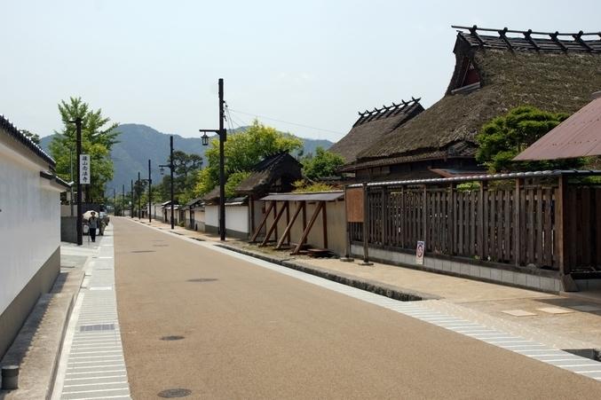 Kakunodate Bukeyashiki Street