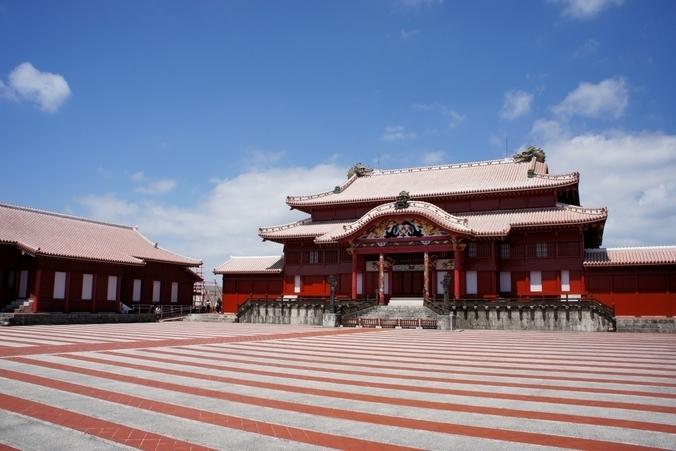 Shurijou Castle