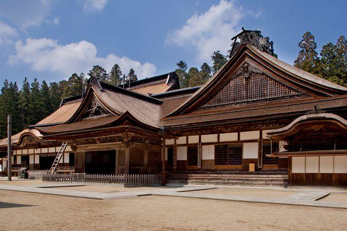 Kongobu-ji Temple (Koyasan)