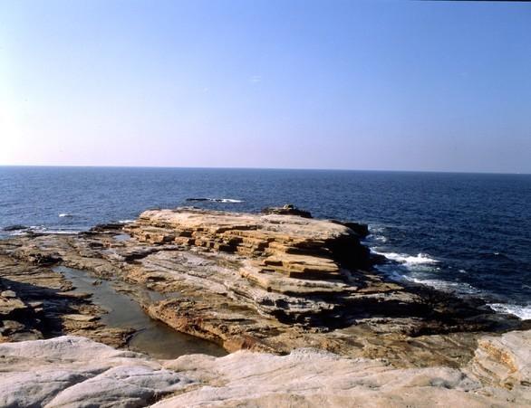 Senjojiki Rock Plateau