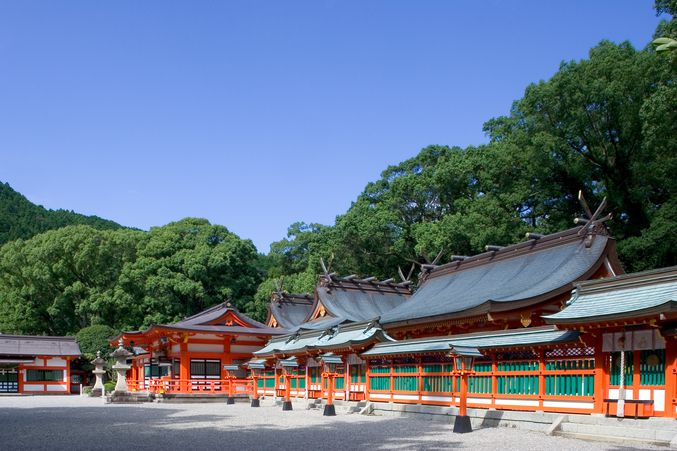 Kumano Hayatama Taisha Grand Shrine
