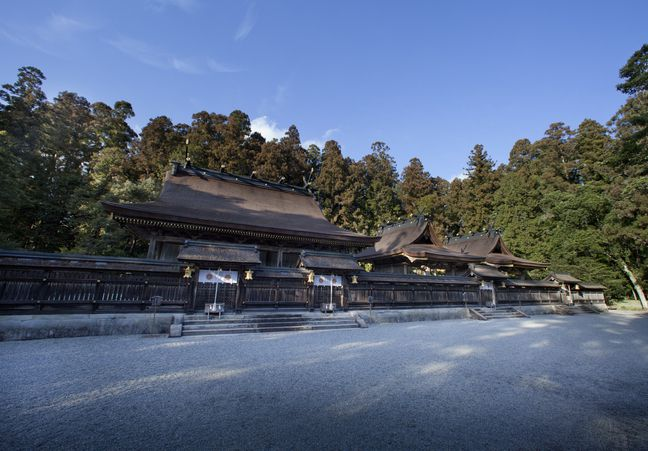 Kumano Hongu Taisha Grand Shrine