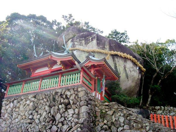 Kamikura-jinja Shrine
