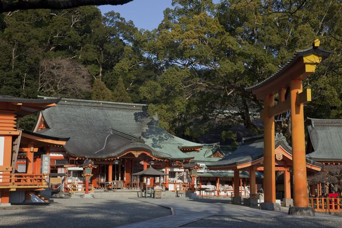 Kumano Nachi Taisha Grand Shrine