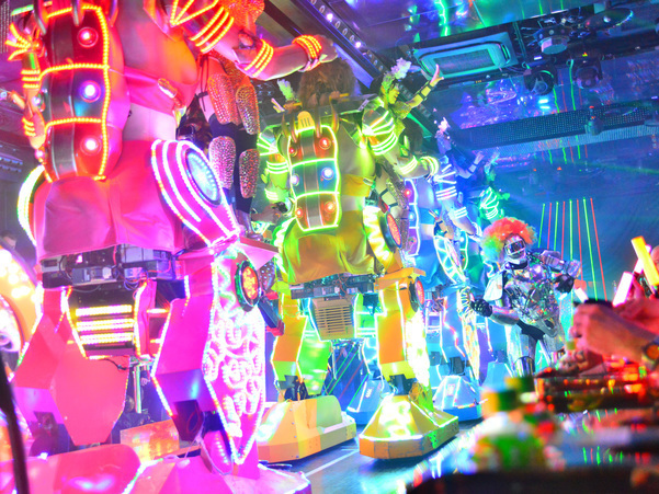 로봇 레스토랑