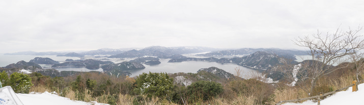 Mikata Goko lakes
